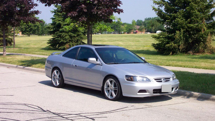 Honda Accord Vi Coupe 3 0 V6 24v 200 Hp